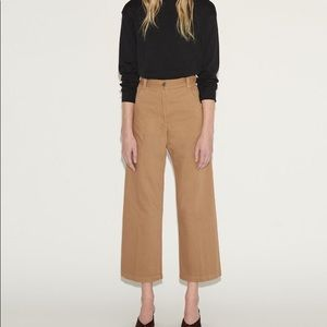 Rachel Comey Tan Bishop Pants 8